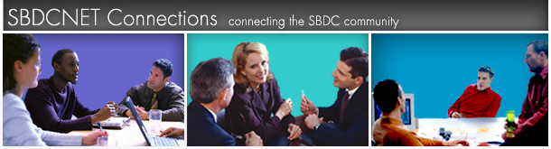 SBDCnet Connections E-Newsletter